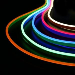 NEON LED FLEXIBLE PREMIUM 24V 72W RGB 60CH/M ROLLO 5 METROS