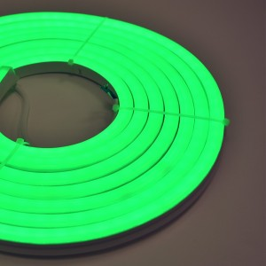 NEON LED FLEXIBLE RGB 24V 60W IP65 5 METROS CALIDAD PREMIUM (INCLUYE KIT DE MONTAJE)