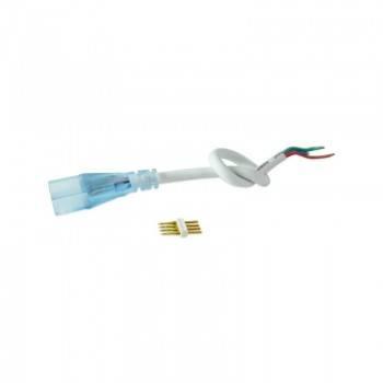 Cable de Inicio Neón Flexible RGB 24V-DC SMD2835