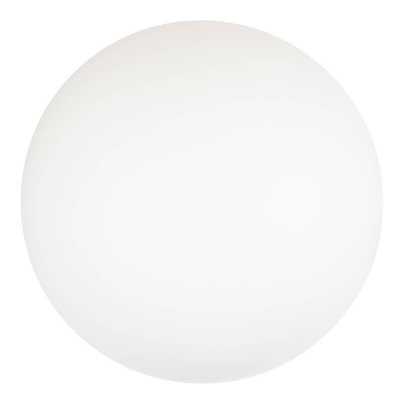 Lámpara redonda LED 60cm RGB