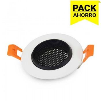 Aro CLICK con Embellecedor Ancho Ø75/105mm