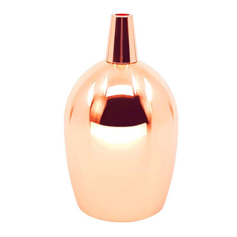 Aro empotrable cuadrado para dicroica LED no basculante Ø65/75x75mm Color níquel mate