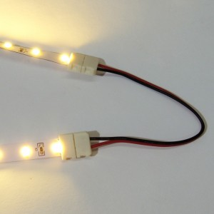 Conector para tiras LED monocolor 10 mm
