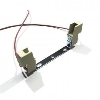 Grapa de fijación para manguera LED