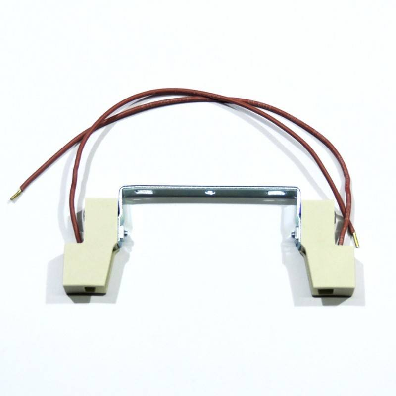 Tapón final para manguera LED