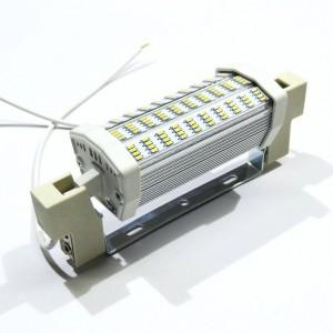 Casquillo R7S 138mm precableado para bombilla LED