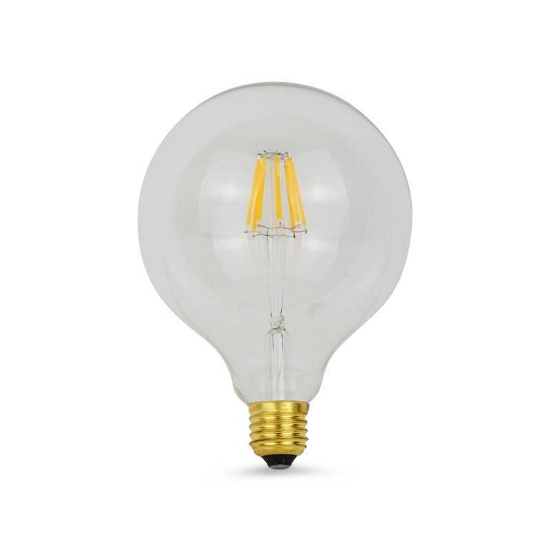 Bombilla Globo LED G125 estilo nórdico