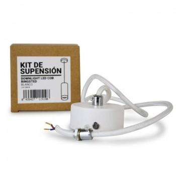 Kit de Suspensión para Downlight LED Ringsted