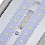 Pantalla estanca LED 120cm 36W 3000lm IP65 con sensor de presencia