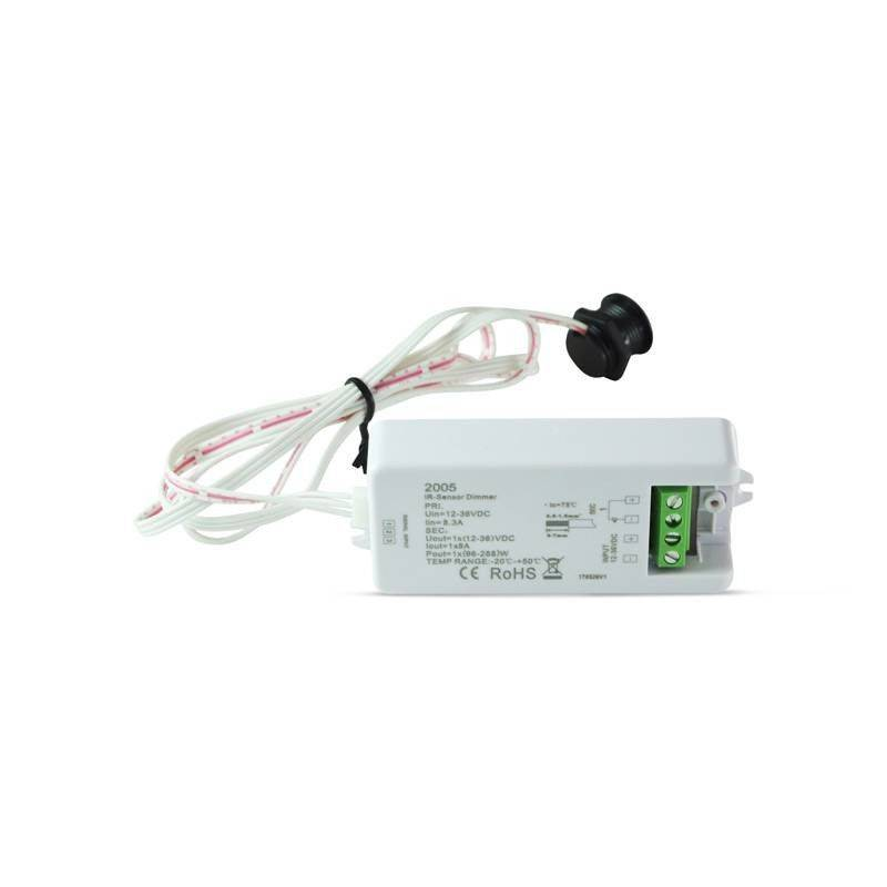 Dimmer Interruptor Touch Empotrable 12-36V