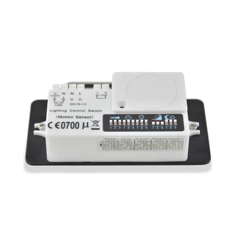 Sensor de Movimiento por Microondas REG.0-10V