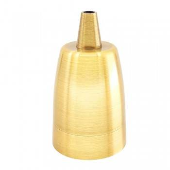 Casquillo E27 Bronce (Vintage Series)