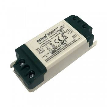 DRIVER DONE PARA DOWNLIGHT LED EXTRAPLANO 300mA 12-24V-DC (4-7W)
