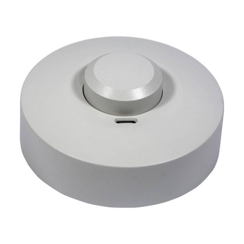 Sensor de movimiento para techo por microondas
