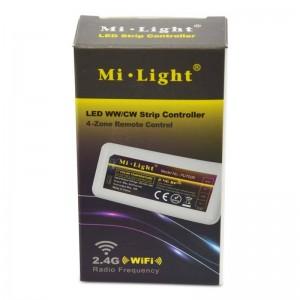 Controlador WIFI para Tiras CCT 24V 2.4G