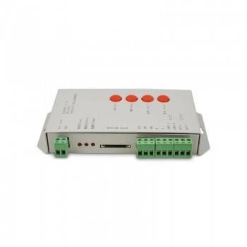 Programador Pixel 5-24V con SDCard 128MB para Tiras LED IC