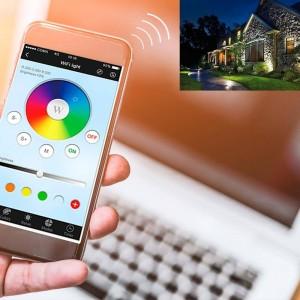 Controlador Wifi para Dicroica GU10 RGBW