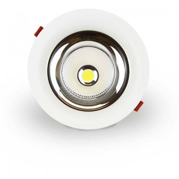 Foco Downlight LED Circular 50W COB