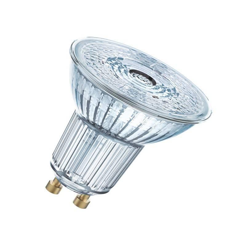 Bombilla GU10 LED OSRAM PAR16 dimable 8W GU10 60º