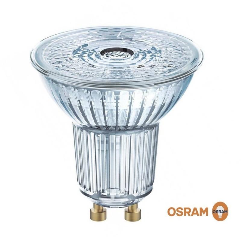 Bombilla GU10 LED OSRAM PARATHOM GU10 8W dimable 36º
