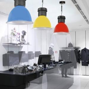 Campana LED 30W especial para moda y retail