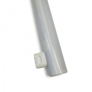Linestra LED 500mm 8W con dos casquillos S14s