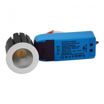 DICROICA LED 6W de Cálido a Extracálido