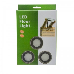 Kit 6 focos LED empotrables...