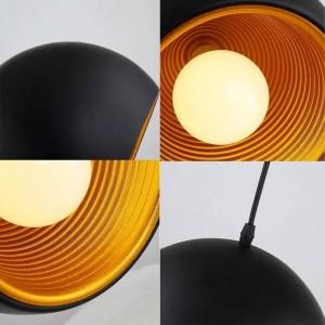 lámpara colgante nórdica