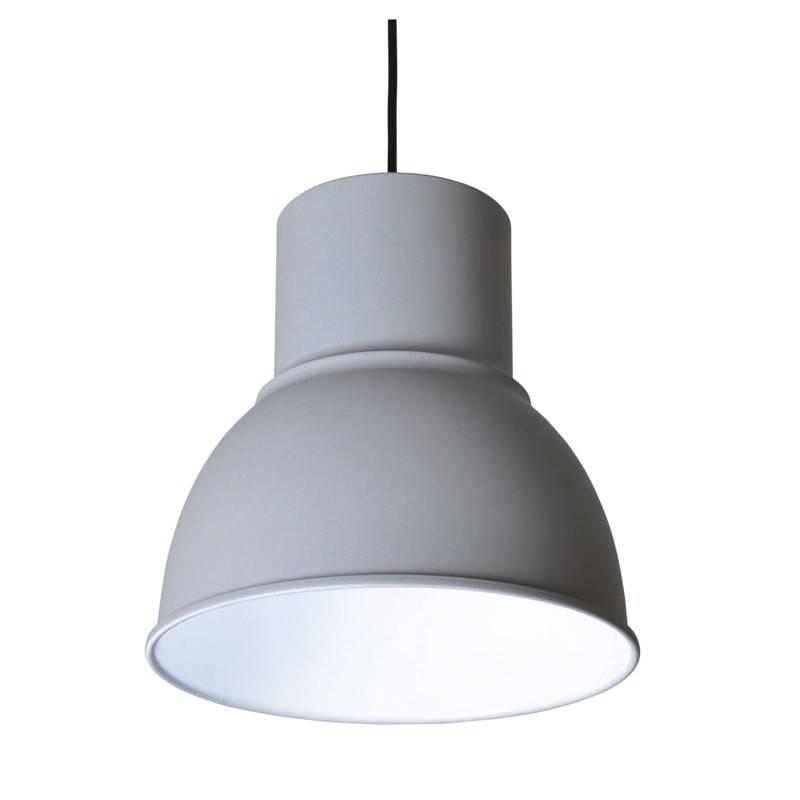 Lámparas colgantes | Lámpara colgante gris