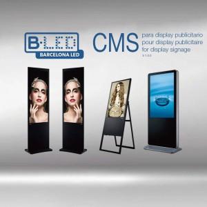 Software CMS para gestión...