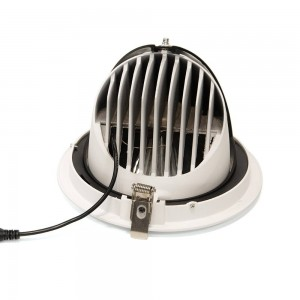 Downlight LED empotrable basculante 32W