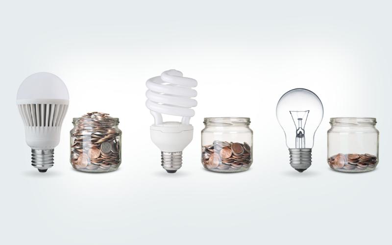 ¿Bombillas LED o ahorradoras? Resuelto el dilema