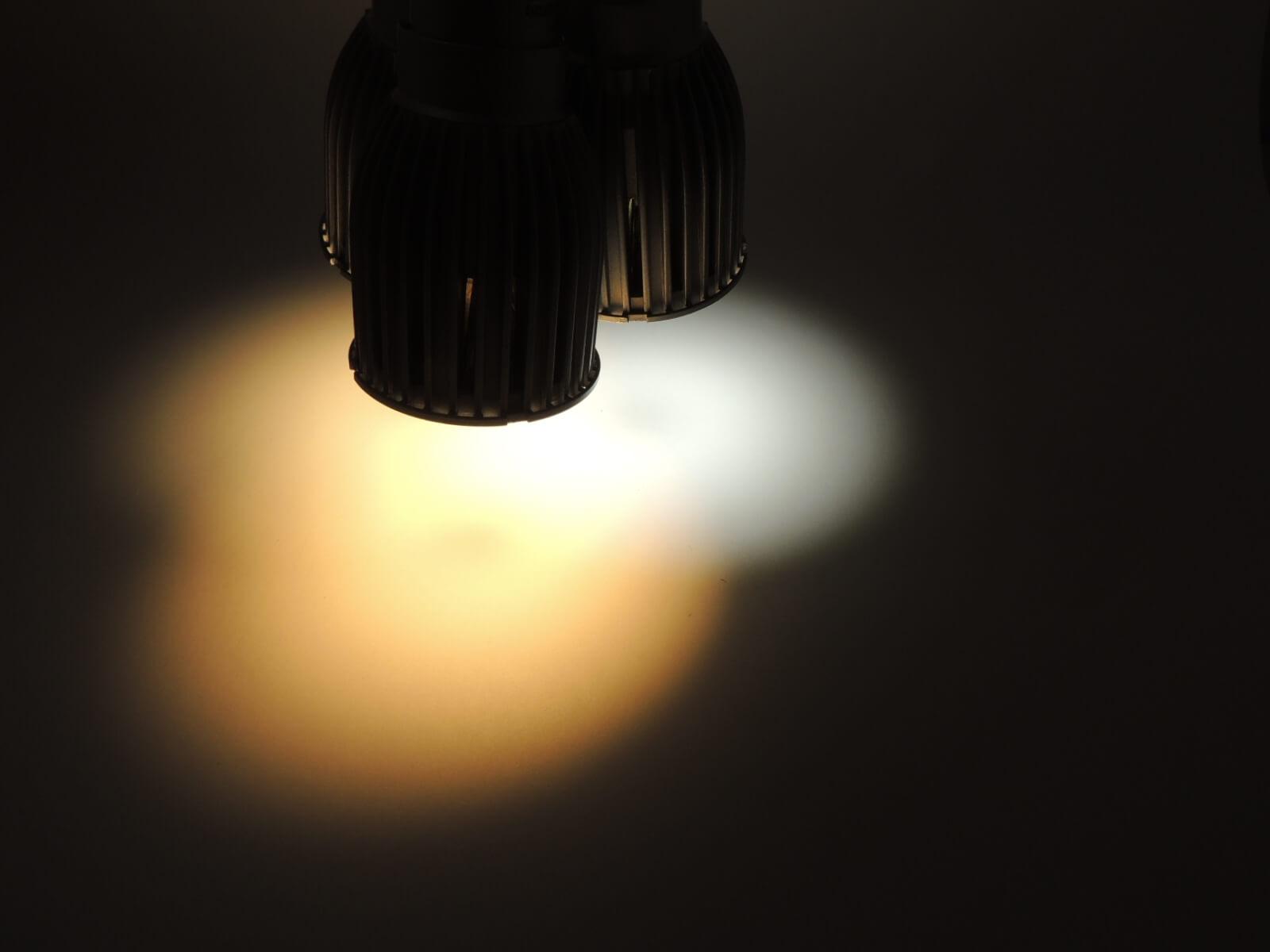 Luz led c lida fr a o neutra ilumina seg n el ambiente - Luces led calidas ...