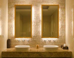 apliques de baño LED