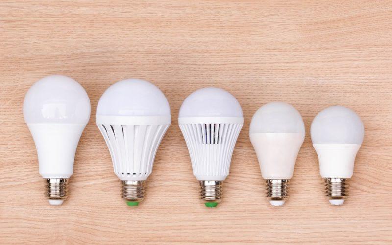 ¿Cómo diferenciar los tipos de LED?