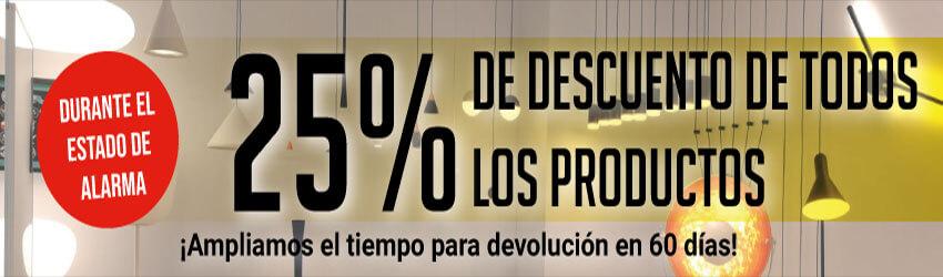 BarcelonaLED 25% de descuento en iluminación LED