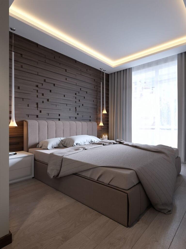 iluminación habitación matrimonio