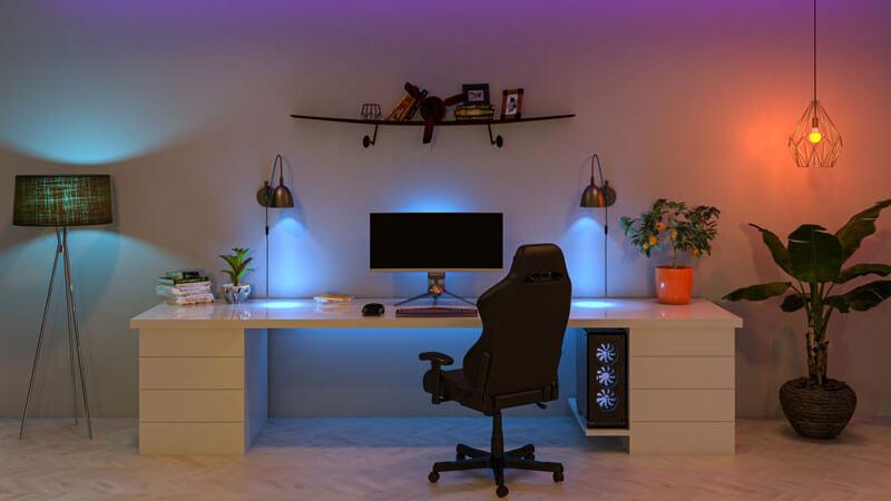 10 Ideas de iluminación para el hogar