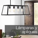 Comprar lámparas y Apliques LED