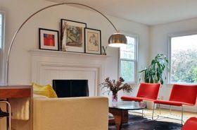 Bombilla LED lámpara iluminación sala de estar