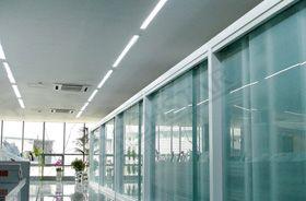 Tubo LED T5 120cm Opal para iluminación interior