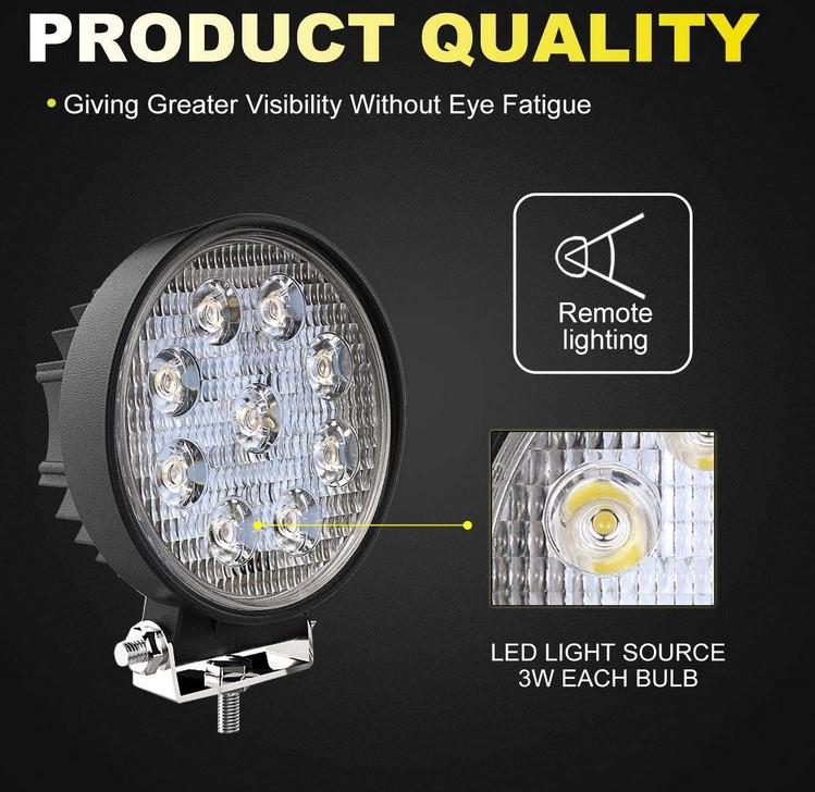luces LED automoción