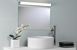 Aplique LED Baño iluminación tocador