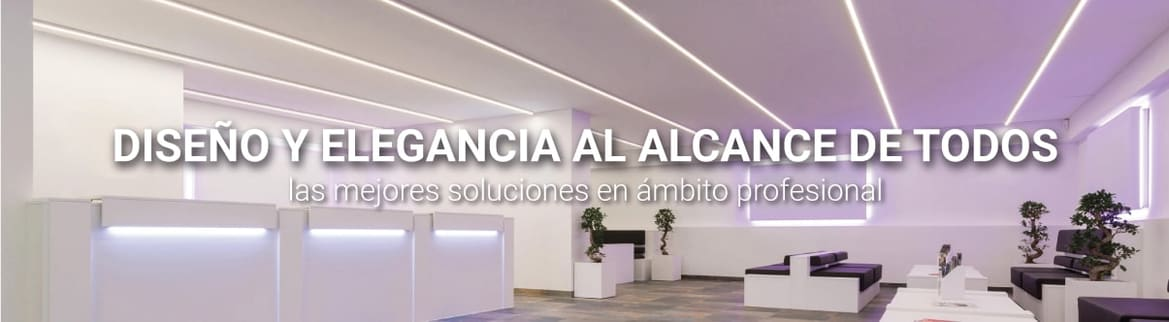 luces LED profesionales