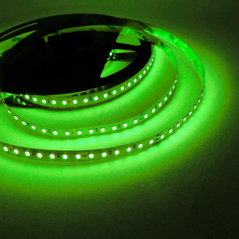 tira led verde