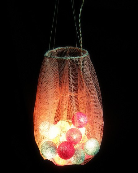 Iluminación guirnalda LED