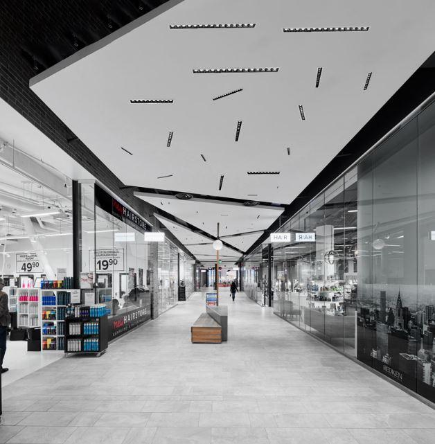 Focos LED tiendas