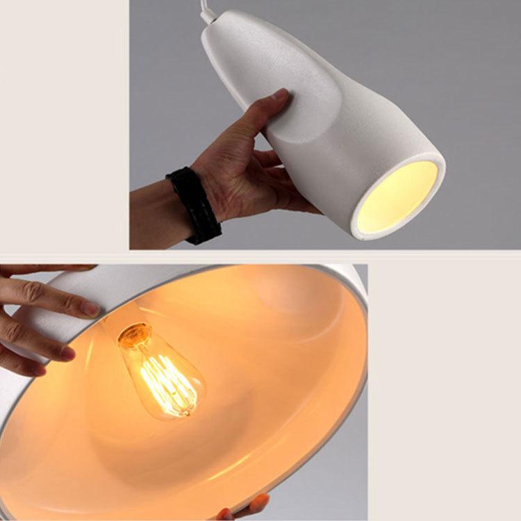 lámparas colgantes nórdicas
