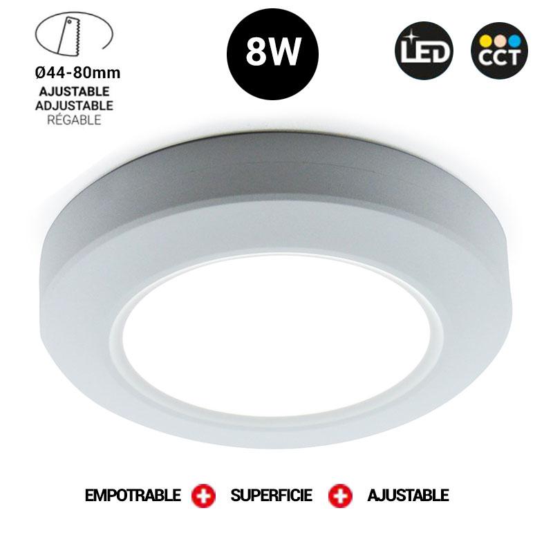 LED Downlights 8W